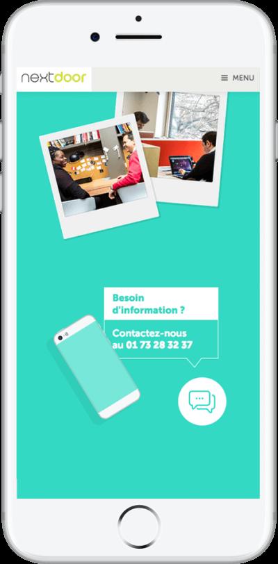 EUREKA - mobile Nextdoor