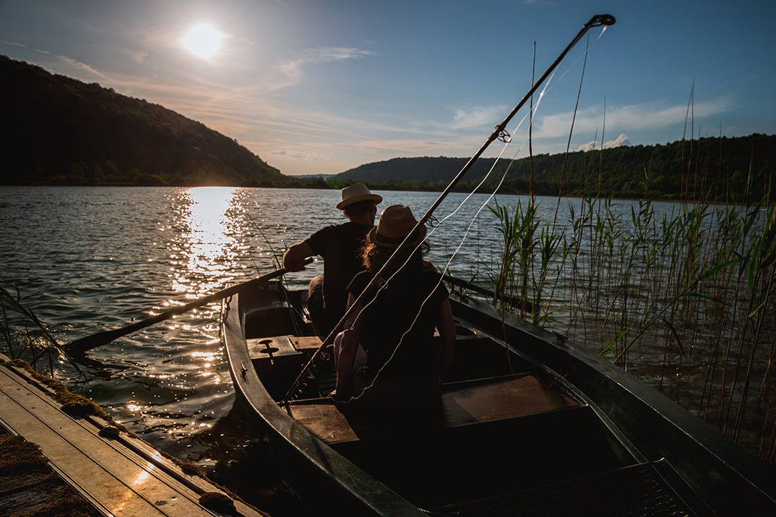 Réalisation d'une vidéo et site internet pour le lac de Chambly - agence de communication Yata